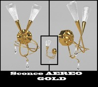 Sconce AEREO GOLD 711633
