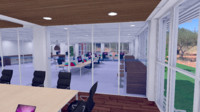 Interior Glass SHC Quick Office