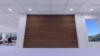 Interior Wood SHC Quick Office