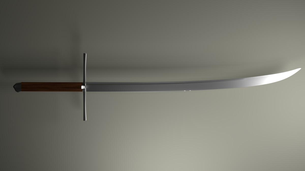 sword 3d x