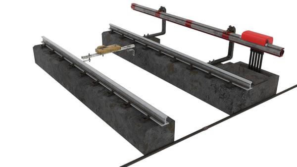 3d rail