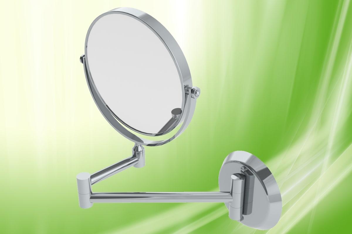 bathroom mirror 3d model