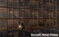 Procedural Metals Substances Pack: 20 pcs