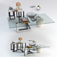 set coffee tables attelan max