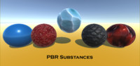 262 PBR Substances and Materials Pack