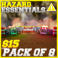 3ds hazard essentials pack