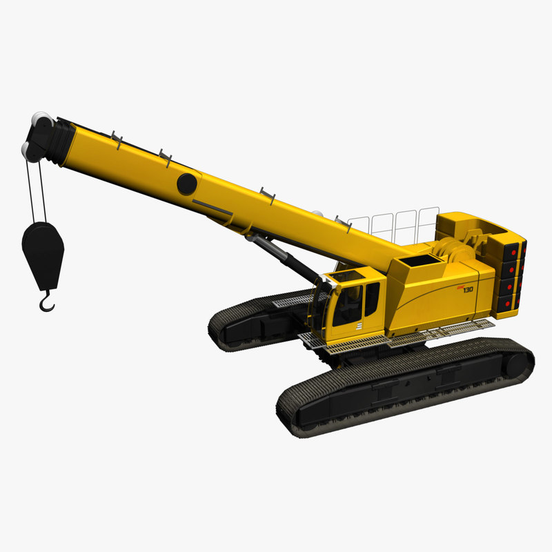 3ds ghc 130 crane