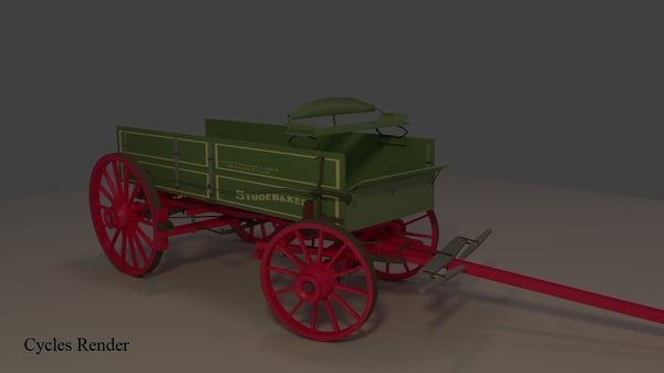 studebaker wagon x