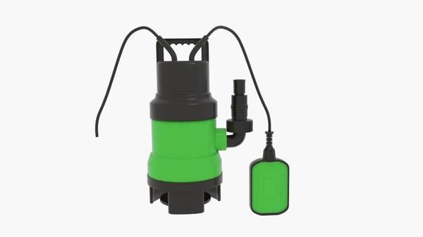 obj woodside dirty water pump