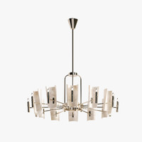 3d fuse barcelona chandelier 5016 model