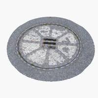 Manhole Cover 05