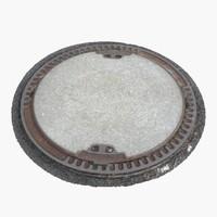 max manhole cover