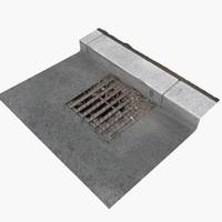 Manhole Cover 06