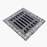 manhole cover max