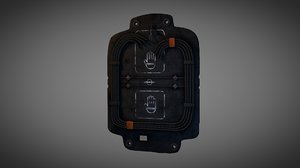 thermal charge 3d model