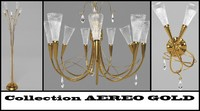 Collection AEREO GOLD