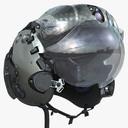 flight helmet 3D models