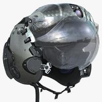 helmet f-35 3d max
