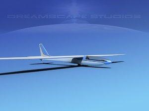 3d glider zefir 4