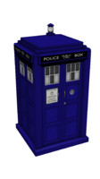 Doctor Who Tardis Realtime