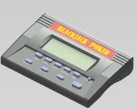 poker blackjack 3d model