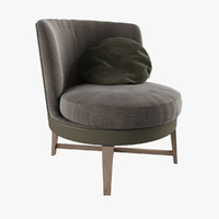 Flexform Feel Good Soft Armchair