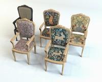 chair set 3d max