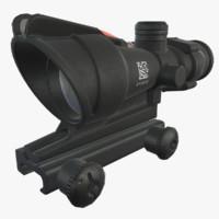acog scope max