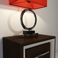 contemporary table lamp max