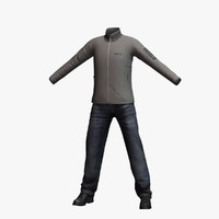 3d mens clothing 15