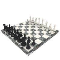 chess set 3d 3ds