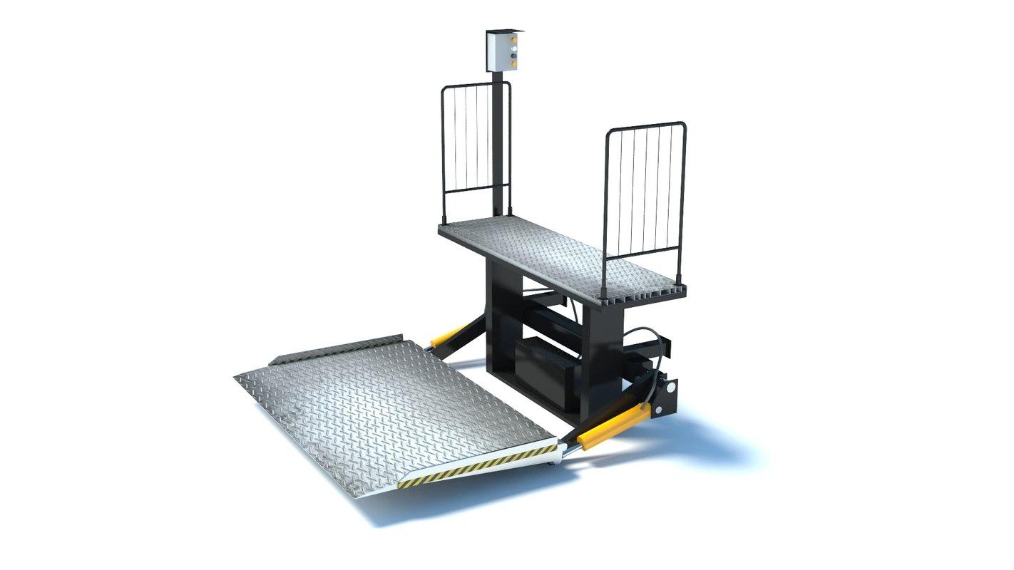 hydraulic lift max