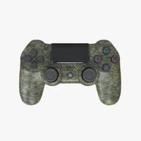 3d model military ps4