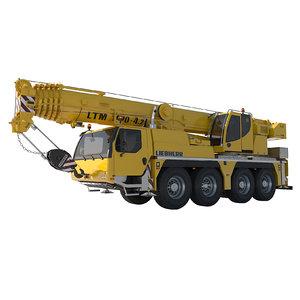 max liebherr mobile crane