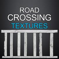 36 Road Crossing Textures