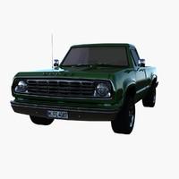 Dodge W200 1975