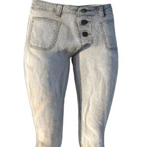 3d realistic rise jeans