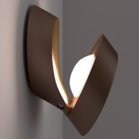 Pin-Up Wall Lamp by Studio Italia Design