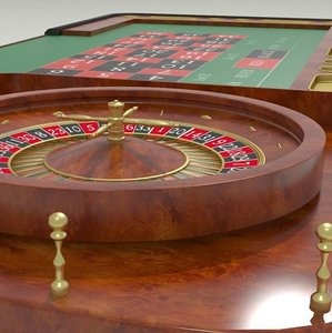 roulette table max