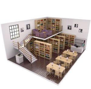 3d library isometric
