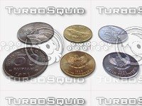 Old Indonesian Coins