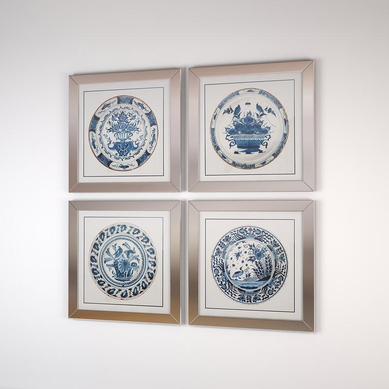 eichholtz print imperial china max