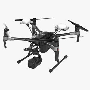 dji matrice 200 drone max