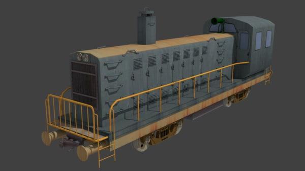 3d 3ds train