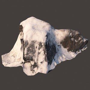 stone snow 4k max
