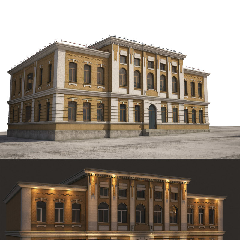 3d reconstruction building