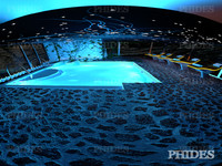 Swimming pool 3 night