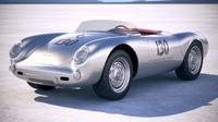 Porsche Spyder 550 1953