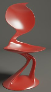 smooth chair blend