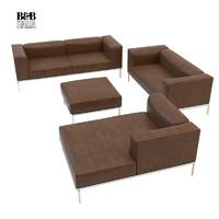 3d b italia frank sofas